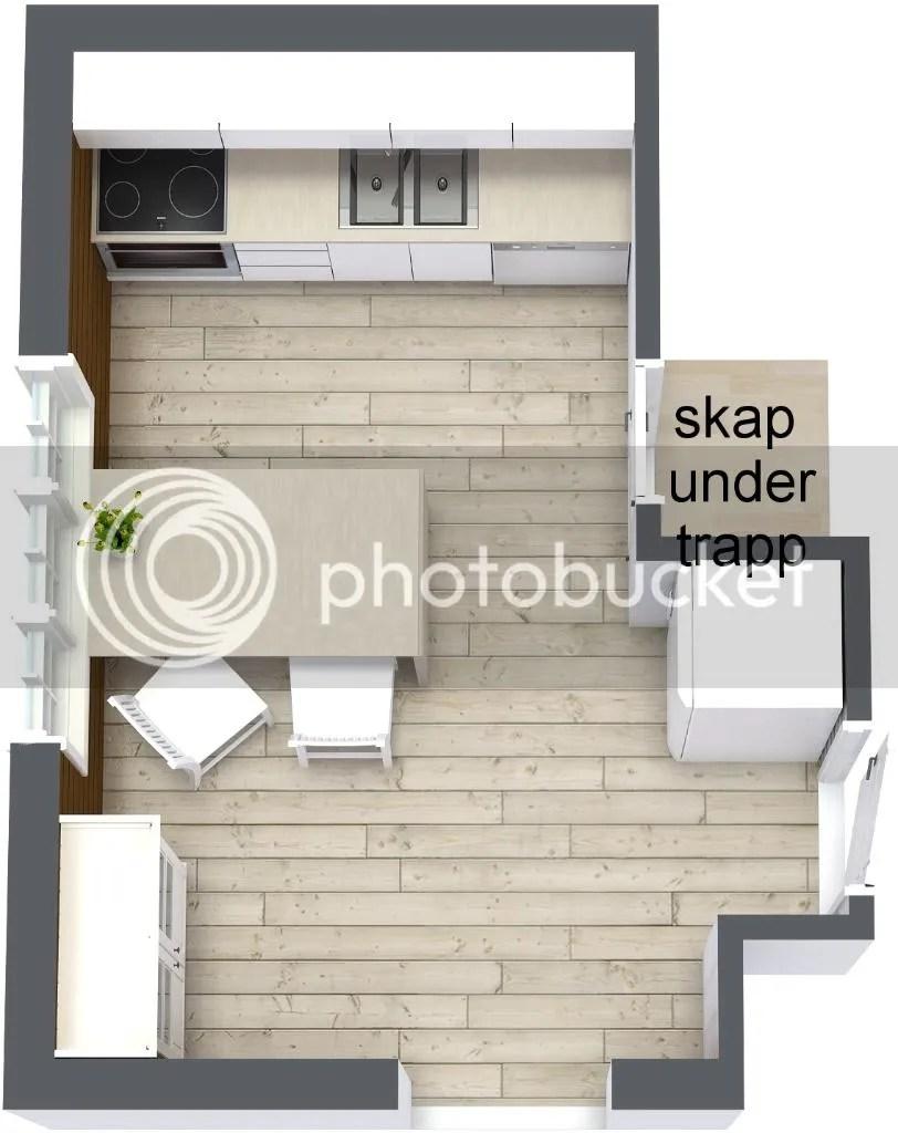 Liten kjøkkenøy – Nr14 Interiørhjelp