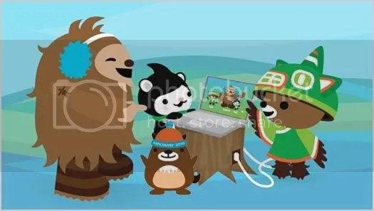 2010 mascots