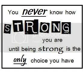 being strong quote Pictures, Images and Photos