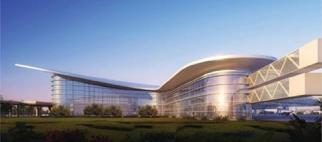 New Lusaka airport