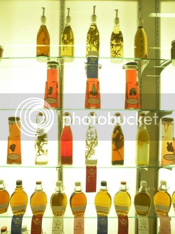 DIY vinegars