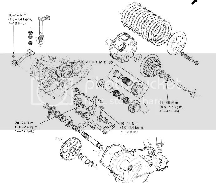 200x Transmission Diagram - The best place to get wiring ... on