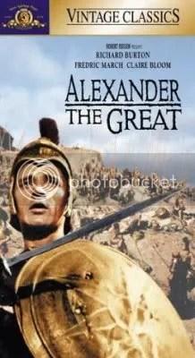 Richard Burton Alexander Vergina before Andronikos