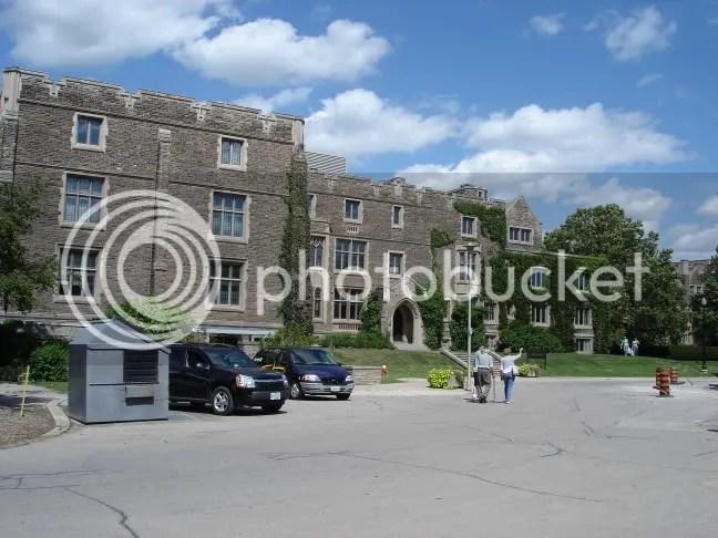 Hamilton Hall, McMaster University