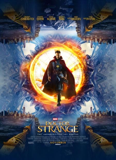 Doctor Strange 2016 HDRip XviD AC3-EVO
