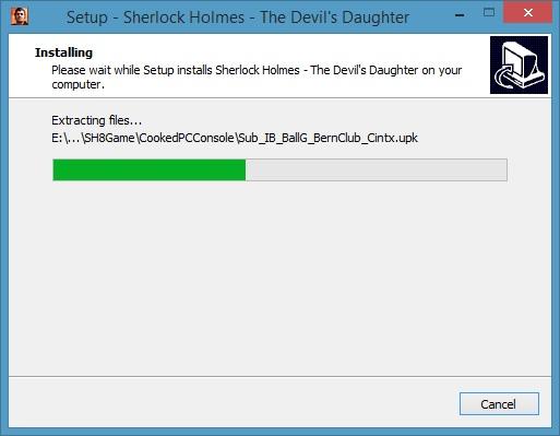 Sherlock Holmes The Devils Daughter-CPY