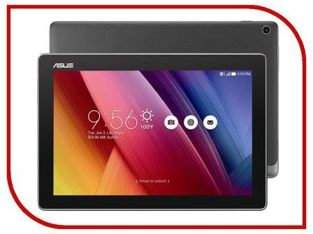 Планшет ASUS ZenPad Z300CNL-6A043A 90NP01T4-M02790 (Intel Atom Z3560 1.83 Ghz/2048MB/16Gb/LTE/3G/Wi-Fi/Cam/10.1/1280x800/Android)