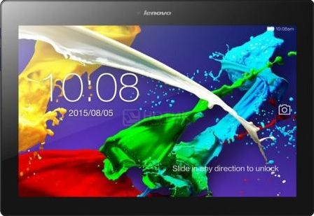 Планшет Lenovo TAB 2 A10-70L (Android 5.0/MT8732 1700MHz/10.1' (1920x1200)/2048Mb/16Gb/4G LTE 3G (EDGE, HSDPA, HSPA+)) [ZA010014RU]