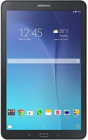 Samsung GALAXY Tab E 9.6 3G, 8 Гб, Чёрный