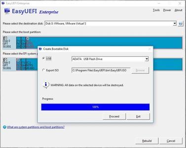 EasyUEFI Enterprise 2.9 (x86/x64) Multilingual Portable