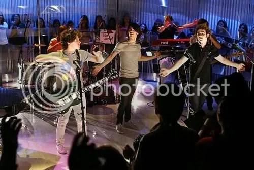 Jonas Brothers @ MTV Latin America