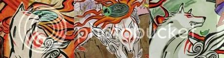 Okami Artwork