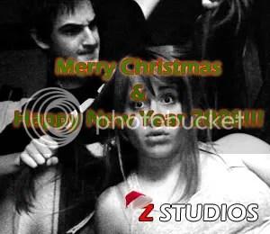 Z Studios Merry Christmas & Happy New Year 2008!!!