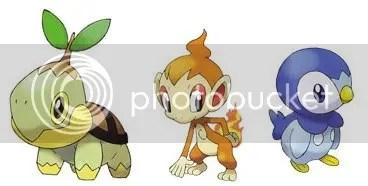 Nuevos Pokémons