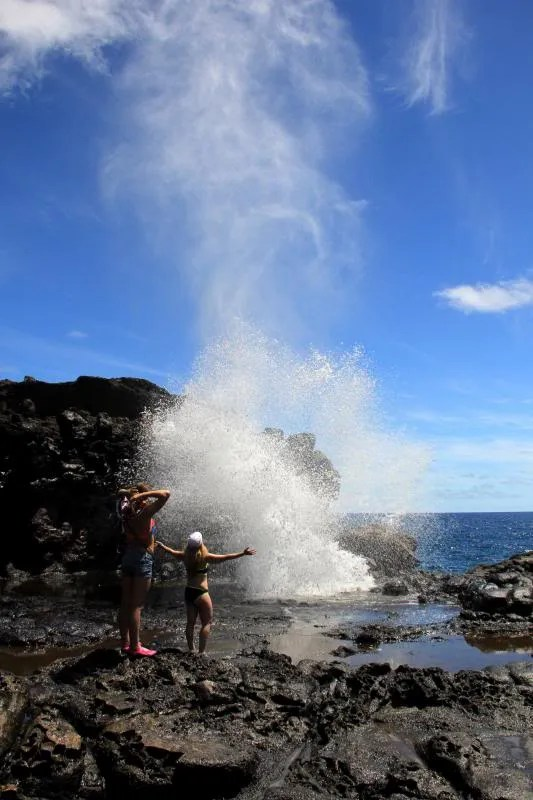 Nakalele Blow Hole