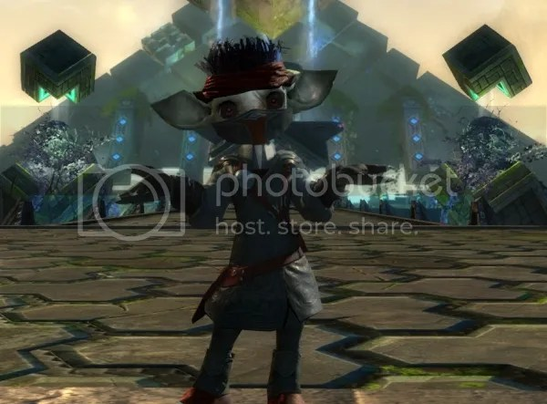 [Guild Wars 2] Rakuno the asura thief