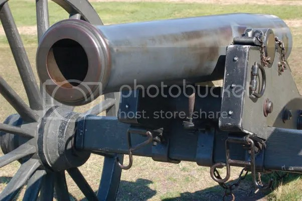 cannon at Fort Wilkinson