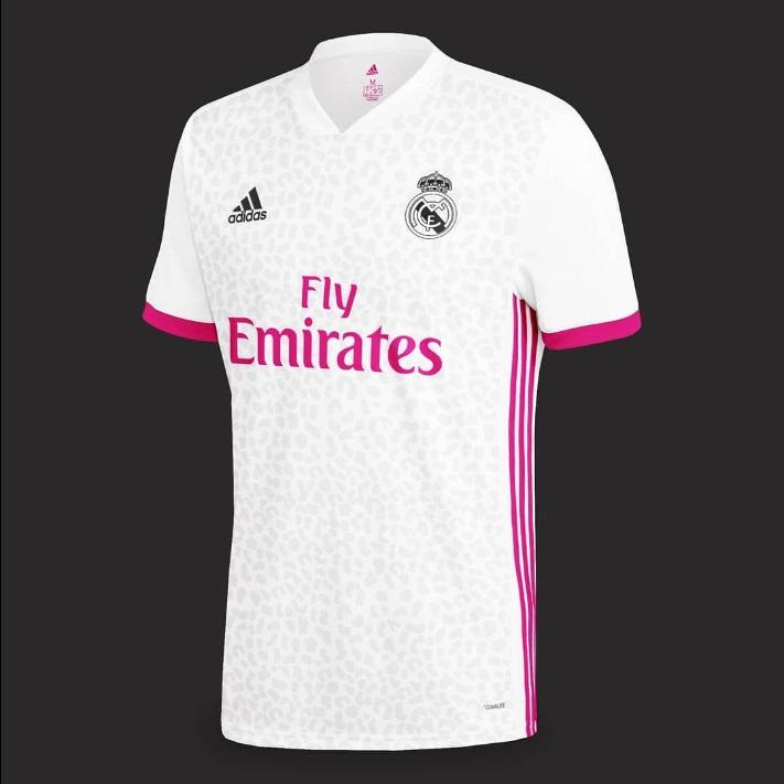 Real Madrid 2020/21 home jersey leaked - Tribuna.com