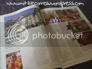 My published photos at Lifestyle Asia Travel magazine