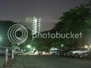 Chula at night