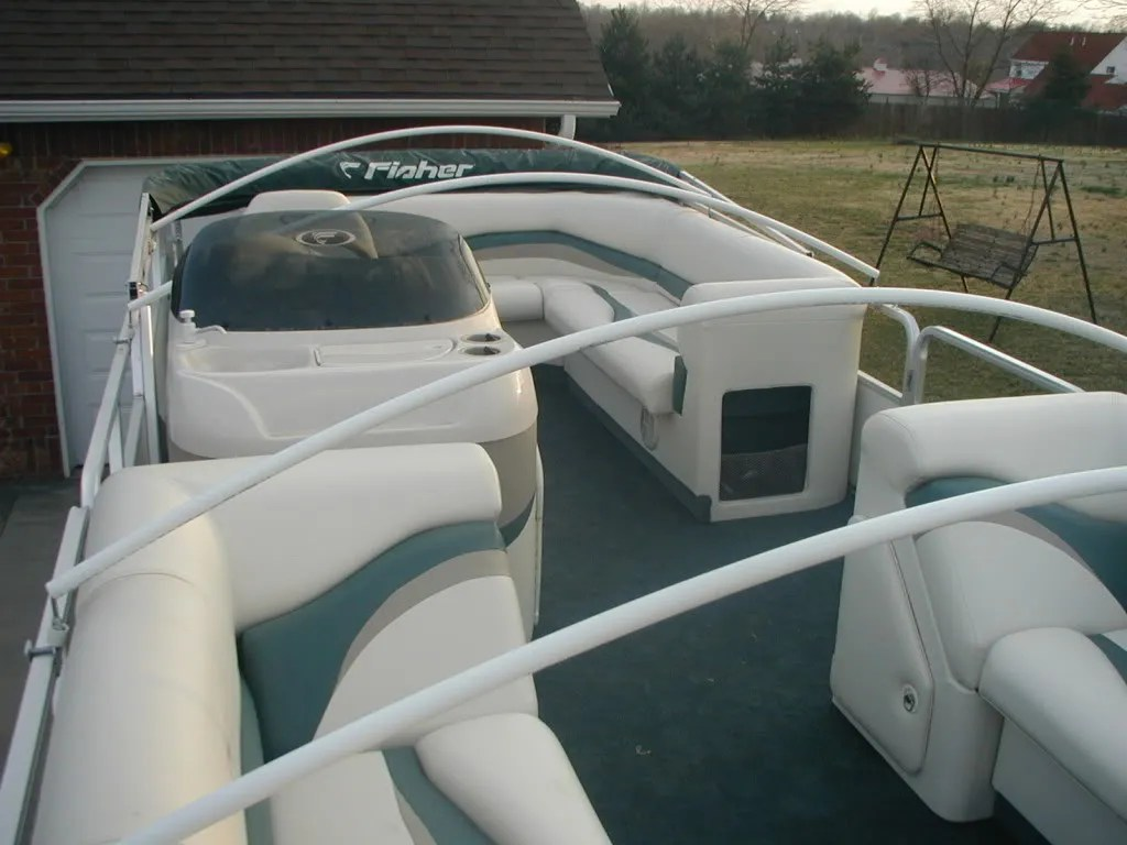 Cover Support Boat System