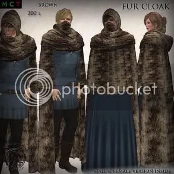 Fur Cloak
