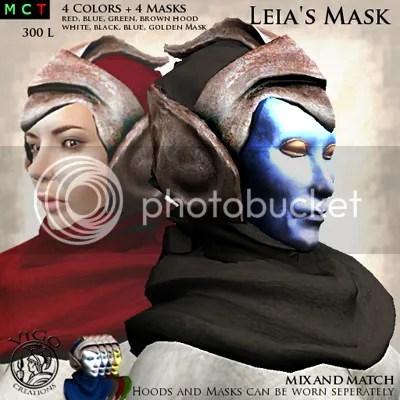 Leia's Mask