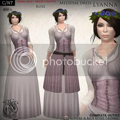 Lyanna rose