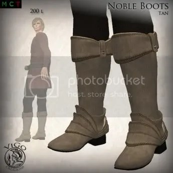 Noble Boots