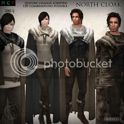 North Cloak