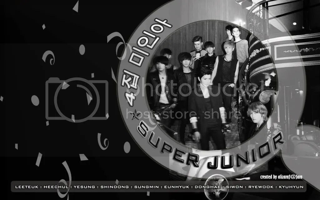 super junior wallpaper 1