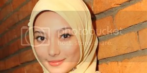 asmirandah artis muslimah tercantik indonesia gambar