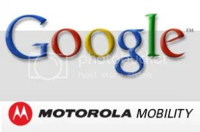 Google with Motorola United Logo Picture Press release