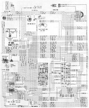 1987 Buick Grand National Wiring Diagram Buick Wiring Diagram Images
