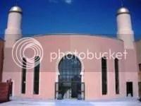 Nouvelle mosquée de Gennevilliers