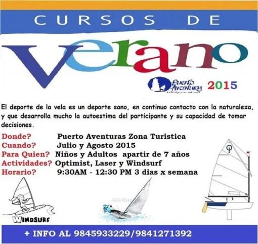 Sailing Camp Puerto Aventuras
