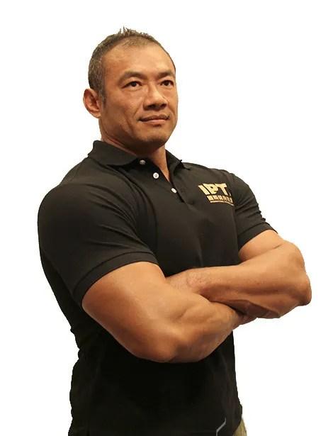 陳孔文:國際健身教練學院