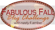 Fabulous Fall Blog Challenge