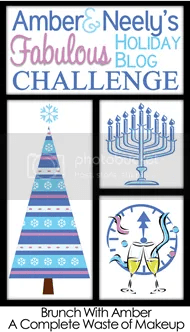 Fabulous Holiday Blog Challenge