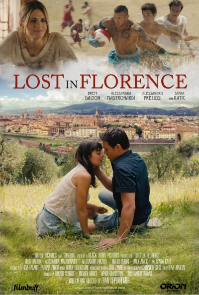 Lost In Florence 2017 HDRip XviD AC3-EVO