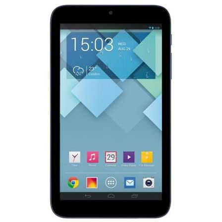 Планшет Alcatel i216X Pixi 7 1.2ГГц/512Мб/4Гб/7&quot 960*540/WIFI/Bluetotth/GPS/3G/Android 4.4, Bluish Black