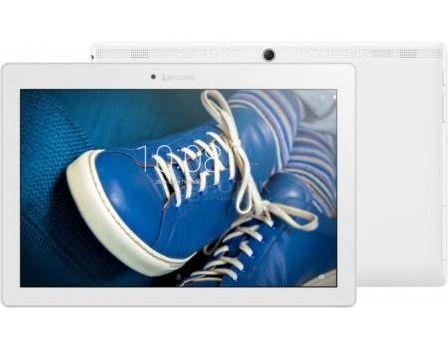 Планшет Lenovo TAB 2 X30L LTE White (Android 5.1/MSM8909 1300MHz/10.1' (1280x800)/2048Mb/16Gb/4G LTE 3G (EDGE, HSDPA, HSPA+)) [ZA0D0108RU]