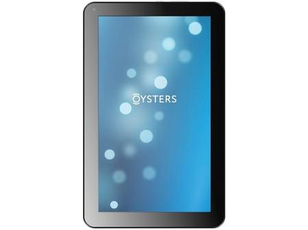 Oysters Планшет Oysters T102MS 3G Black