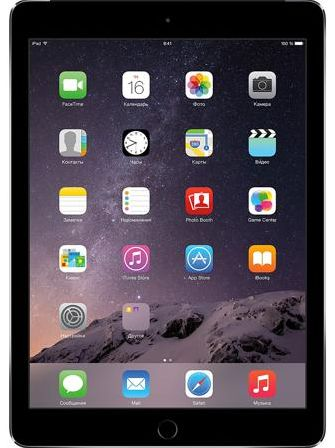 Apple Планшет Apple IPAD Air 2 WI-FI CELLULAR 16GB SPACE GRAY