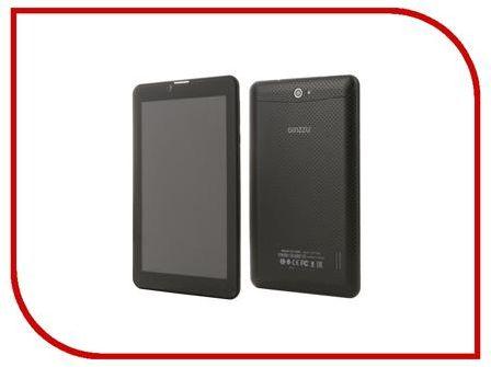 Планшет Ginzzu GT-7050 Black (Spreadtrum SC7731 1.3 GHz/1024Mb/8Gb/Wi-Fi/3G/Bluetooth/Cam/7.0/1024x600/Android)
