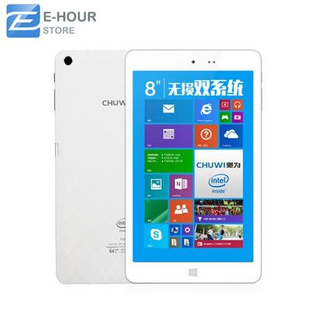 Планшетный ПК Chuwi Hi8 Windows 8.1 4.4 Intel Z3736F 2 32 8 1920 x 1200 FHD