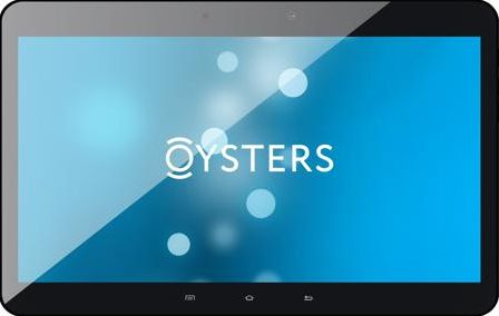 Oysters T104ER 4G 10.1&quot 8Gb LTE Black