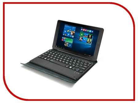 Планшет Irbis TW38 Black (Intel Atom Z3735G 1.33 GHz/1024Mb/16Gb/Wi-Fi/Cam/8.9/1280x800/Windows 10)