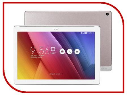 Планшет ASUS ZenPad Z300CNL-6L026A 90NP01T6-M02810 (Intel Atom Z3560 1.83 Ghz/2048Mb/16Gb/GPS/LTE/3G/Wi-Fi/Bluetooth/Cam/10.1/1280x800/Android)