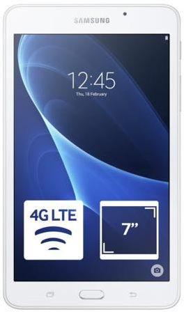 Samsung Galaxy Tab A 7.0, 8 Гб, Белый